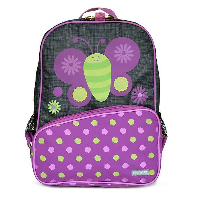 Alternate image 1 for JJ Cole® Butterfly Toddler Backpack