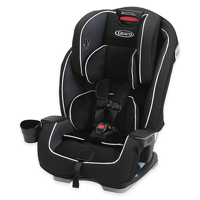 Alternate image 1 for Graco® Milestone™ All-in-1 Convertible Car Seat in Gotham™