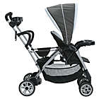Alternate image 4 for Graco RoomFor2™ Classic Connect™ & Click Connect™ Stroller in Glacier™