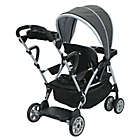 Alternate image 2 for Graco RoomFor2™ Classic Connect™ & Click Connect™ Stroller in Glacier™