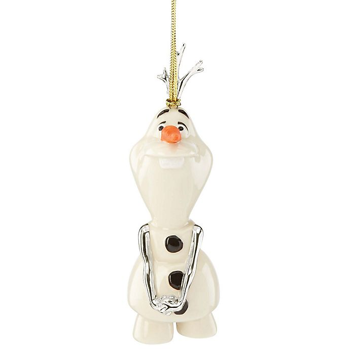 ... Olaf Warm Hugs Christmas Ornament. View a larger version of this  product image - Lenox® Disney Olaf Warm Hugs Christmas Ornament Bed Bath & Beyond