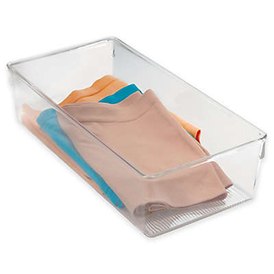 InterDesign® Linus Dresser Organizer in Clear