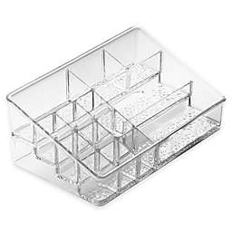 InterDesign® Rain Cosmetic Organizer Caddy in Clear