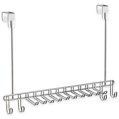 InterDesign® Classico Over-the-Door Tie/Belt Rack