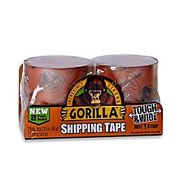 Gorilla™ Clear Shipping Tape