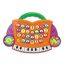 The Learning Journey ABC Melody Maker in Primary Colors