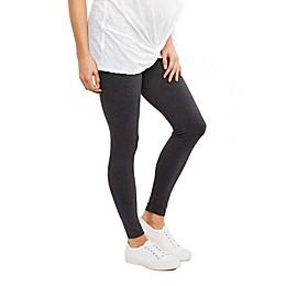 Motherhood Maternity® Essential Stretch Secret Fit Belly Heathered Legging