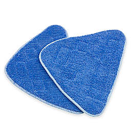 SALAV 2-Pack Refill Mop Pad Set for STM-402 Steam Mop