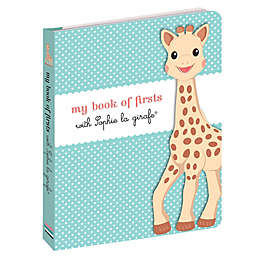 My Book of Firsts with Sophie la Girafe®