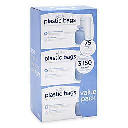 Ubbi® Diaper Pail 75-Count Value Pack Plastic Bags