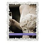 Arte De Casa Elegance Pewter 8-Inch x 10-Inch Frame
