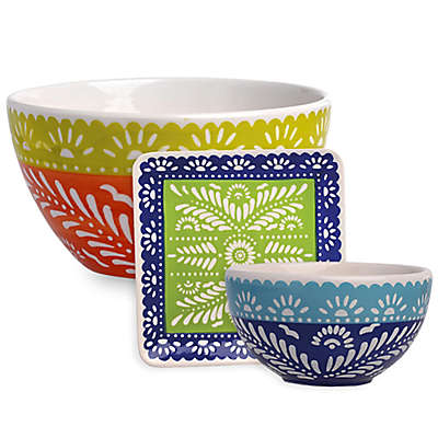 Boston International Viva La Fiesta Serveware Collection