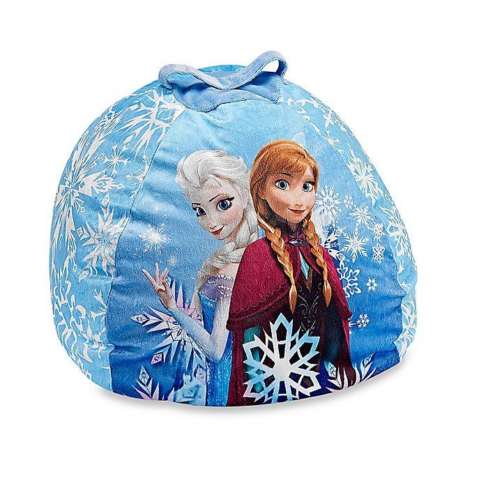 Admirable Disney Frozen Bean Bag Chair Customarchery Wood Chair Design Ideas Customarcherynet