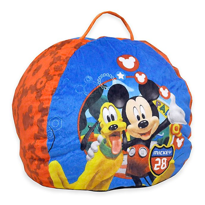 Mickey Mouse Bean Bag Bed Bath Beyond