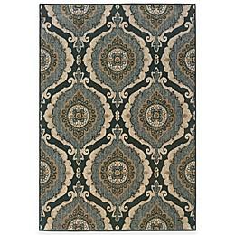 Oriental Weavers Chloe Rug in Blue