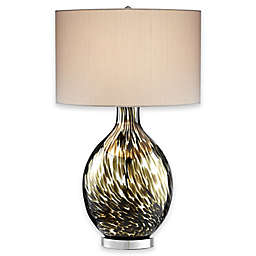 Pacific Coast Lighting Ripley Table Lamp With Tapered Drum Shade In