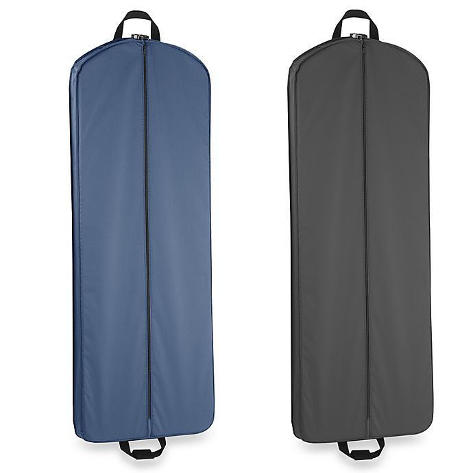 c0d82430dc93 WallyBags® 60-Inch Gown Length Garment Bag
