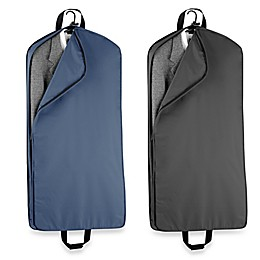 WallyBags® 45-Inch Mid Length Garment Bag with Extra Capacity