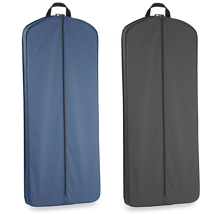 7d76e5724446 WallyBags® 52-Inch Tri-Fold Garment Bag with Multi Pockets
