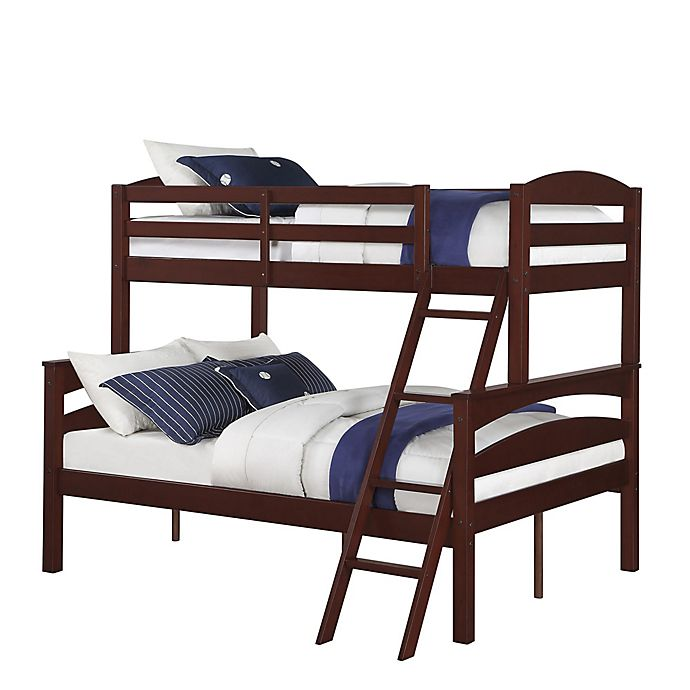 Alternate image 1 for Dorel Living® Tayson Twin Over Full Bunk Bed