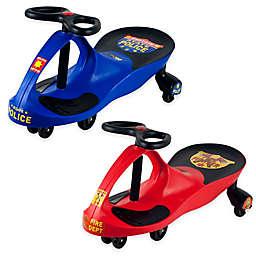 Lil' Rider Rescue Wiggle Ride-On Car