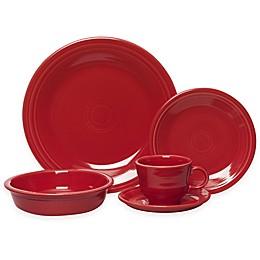 Fiesta® 5-Piece Place Setting in Scarlet