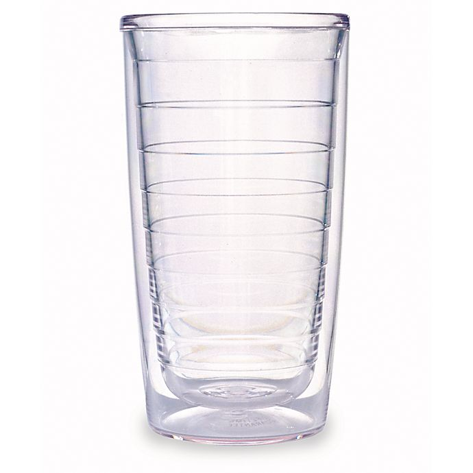 Tervis Tumbler 24-Ounce Clear 2-Pack