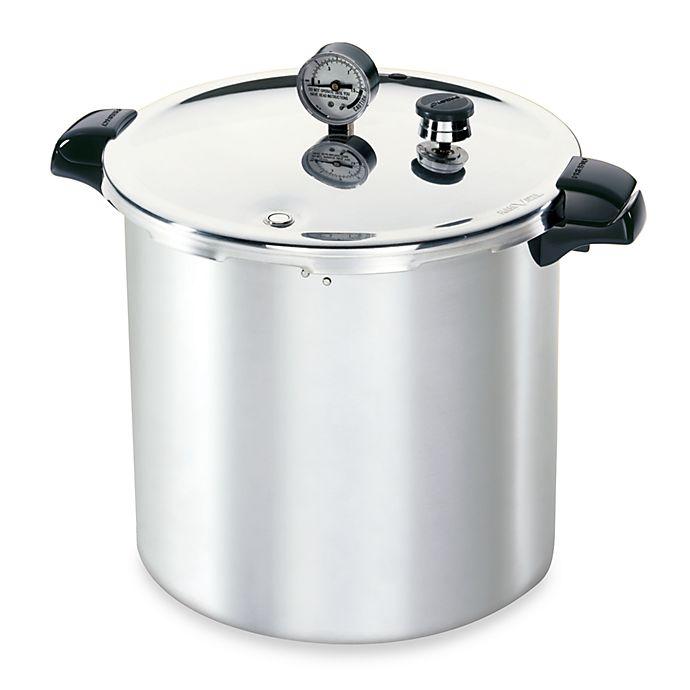 Alternate image 1 for Presto Aluminum 23-Quart Pressure Canner and Cooker