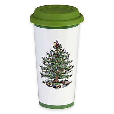 Spode® Christmas Tree Travel Mug
