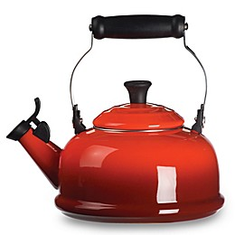 Le Creuset® 1.7 qt. Classic Whistling Tea Kettle in Red