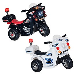 Lil' Rider SuperSport 3-Wheel Ride-On Motorcycle