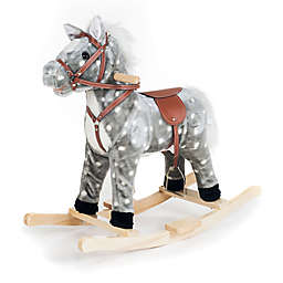 Happy Trails Rocking Haley Horse