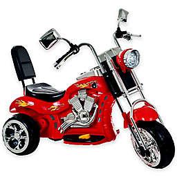 Lil' Rider Red Rocking 3-Wheel Chopper Motorcycle