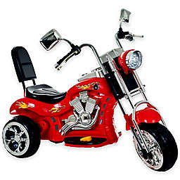 Lil' Rider Red Rocking 3-Wheel Chopper Motorcycle