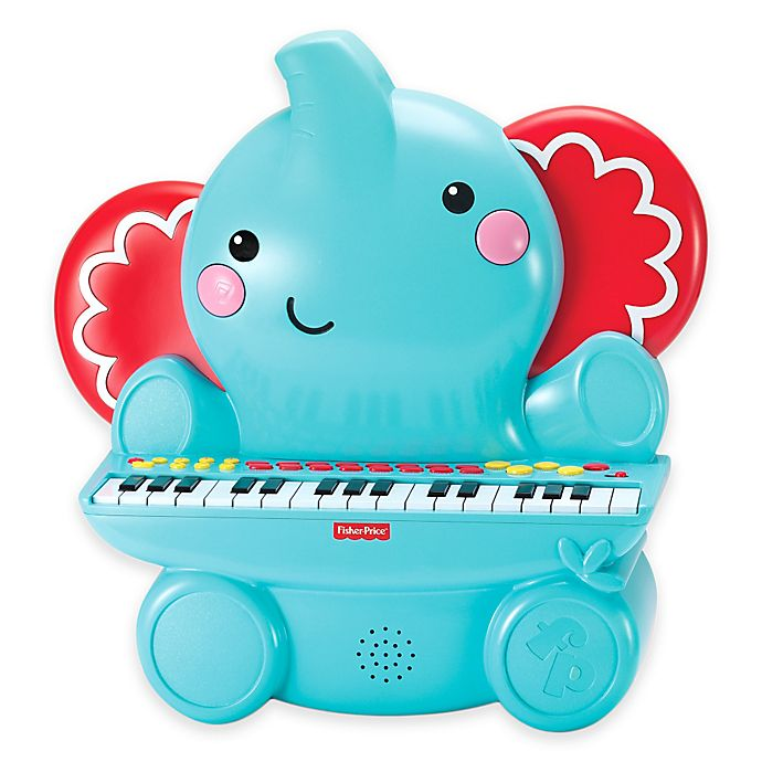 Alternate image 1 for Fisher-Price® Elephant Piano
