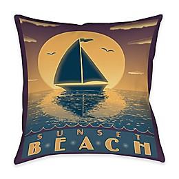 Coastal Outdoor Pillows Bed Bath Amp Beyond
