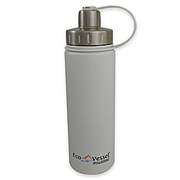 Eco Vessel® BOULDER Insulated Stainless Steel Water Bottle