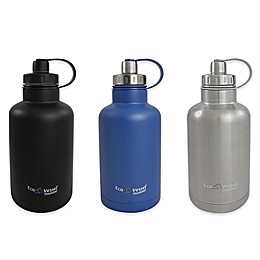 Eco Vessel® BOSS 64 oz. Insulated Stainless Steel Water Bottle with Infuser