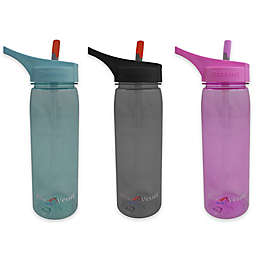 Eco Vessel® WAVE 25 oz. Water Bottle with Flip Straw Top