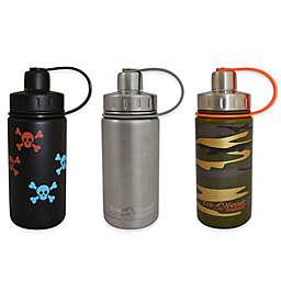 Eco Vessel® Twist 13 oz. Stainless Steel Kids Water Bottle