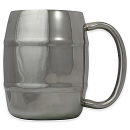 Eco Vessel® Double Barrel 8 oz. Stainless Steel Espresso/Whiskey Mug