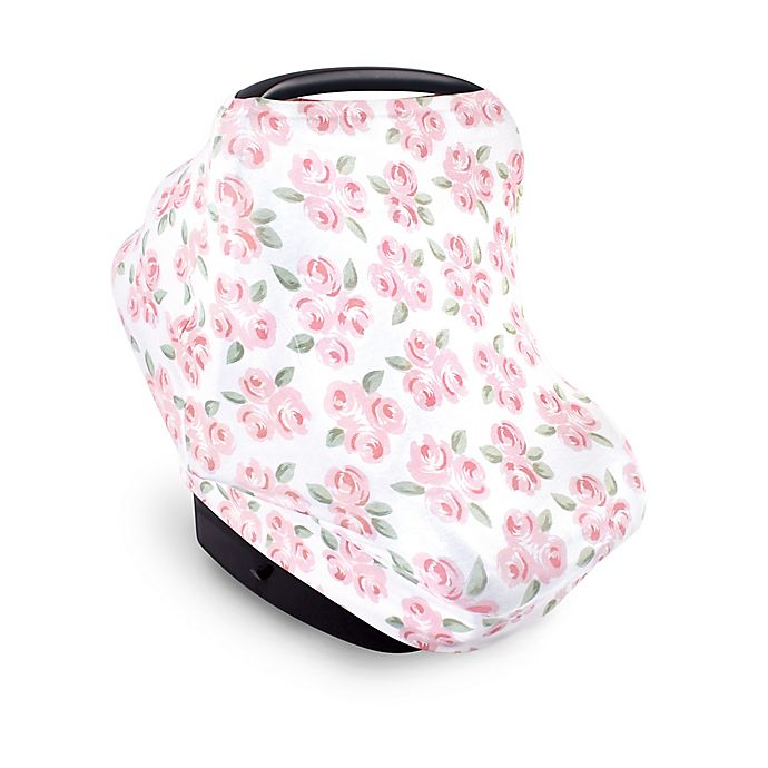 Alternate image 1 for Little Treasure Car Seat Canopy