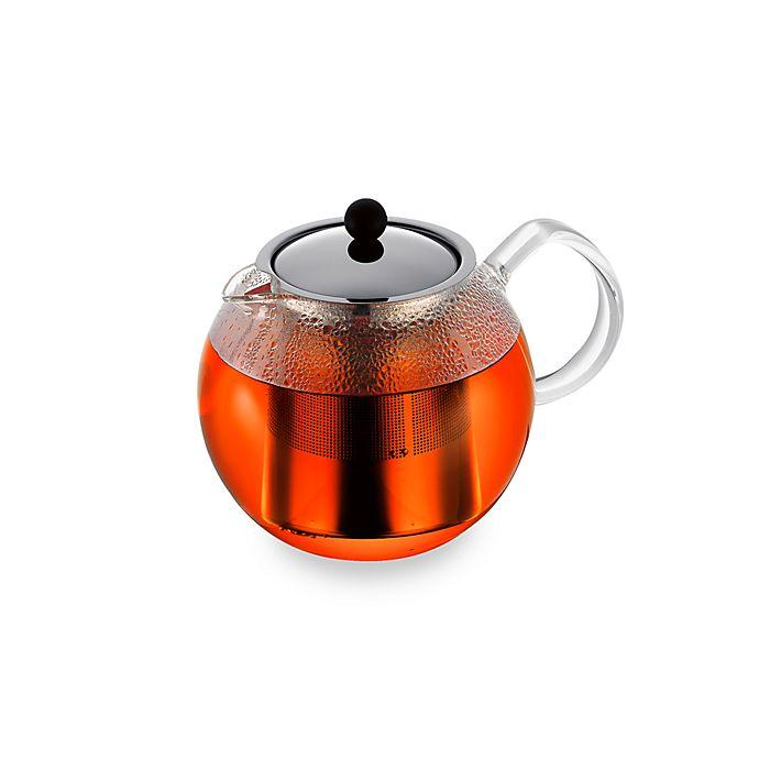 Alternate image 1 for Bodum® Assam 34 oz. Glass Tea Press