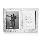 Nambe Dazzle Double Invitation Frame