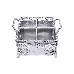 Arthur Court Grapevine Standing Flatware Caddy