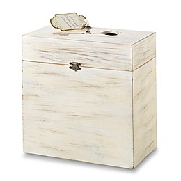 Lillian Rose™ Wooden Key Card Box in Cream