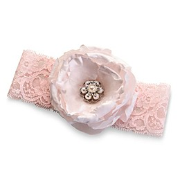 Lillian Rose™ Garter in Blush Pink