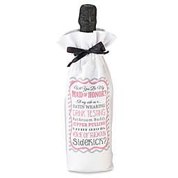 Lillian Rose™ Maid of Honor/Sidekick Wine Bag