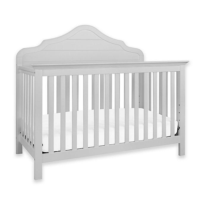 Alternate image 1 for DaVinci Flora 4-in-1 Convertible Crib