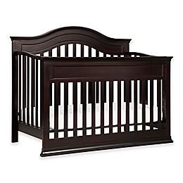 DaVinci Brook 4-in-1 Convertible Crib in Dark Java
